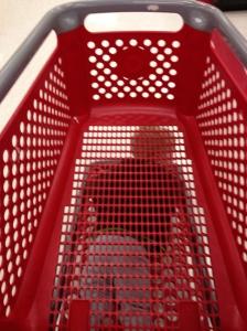 Christmas shopping at Target!